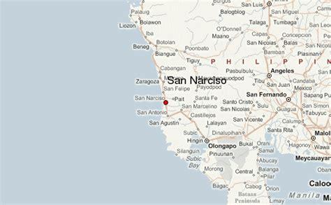 san narciso location guide