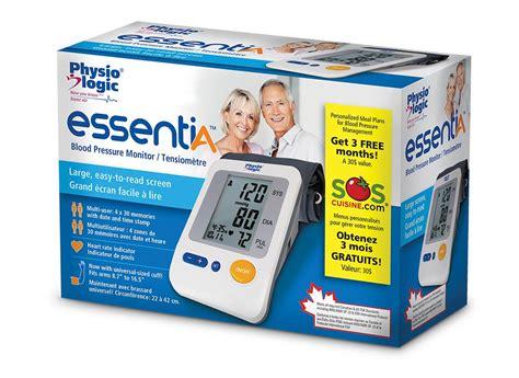 Amazon.com: Physio Logic Essentia Automatic Blood Pressure