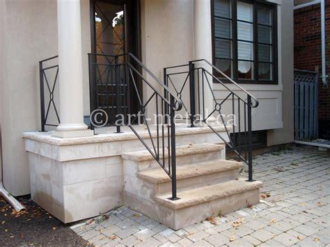 modern stair railing designs  metal wood glass
