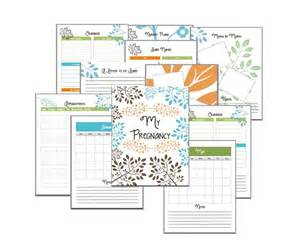 Printable Pregnancy Planner Journal
