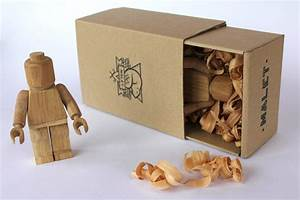 Limited edition wood carved lego guys by malet thibaut for Limited edition wood carved lego guys by malet thibaut