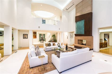 contemporary luxury home  los angeles idesignarch