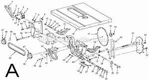 Ridgid Ts24121 Parts List And Diagram   Ereplacementparts Com