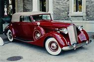 Old Classic Cars Packard