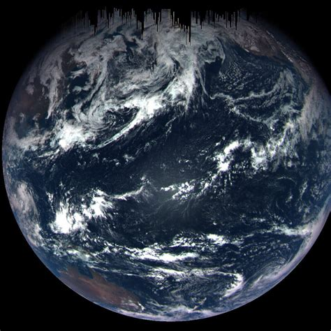 NASA's OSIRIS-REx Captures Lovely Blue Marble during ...