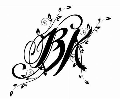 Bk Tattoo Letter Hindi Letters Logos Font