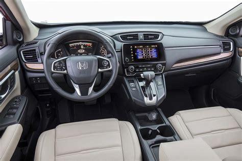 honda crv interior 2017 honda cr v touring drive review automobile