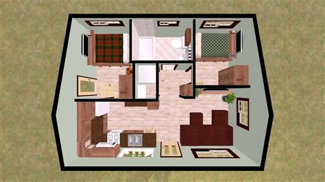 Small Japanese House Floor Plans (see description) YouTube