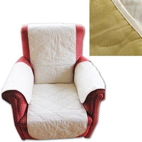 housse pour canapé relax protege fauteuil accoudoirs protection idéale achat