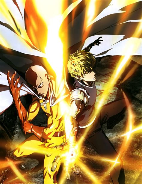 One Punch Man Wallpapers High Quality Download Free