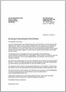 Formulierung Rechnung : muster bewerbungsschreiben stationsleitung als word vorlage ~ Themetempest.com Abrechnung