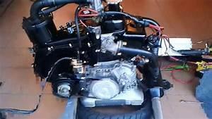 Fiat 500 F  L Motore 540 Cc Prima Accensione Dopo