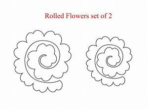 houses built of cards mcs mini release day 1 rolled With rolled paper roses template