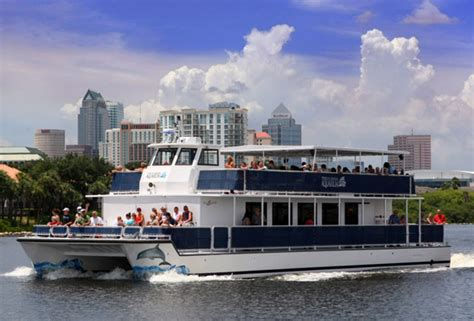 Boat Brands Florida by Take A 90 Minute Ecotour Through Ta Bay Aboard Our