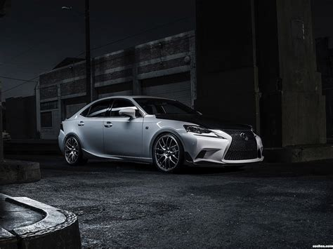 Fotos De Lexus Is 350 F Sport By Seibon Carbon 2018
