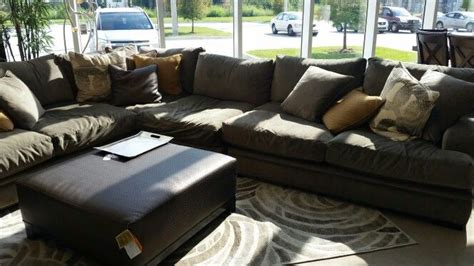 Fontaine Sectional Sofa by Home Fontaine 4 Pc Sectional Rooms To Go