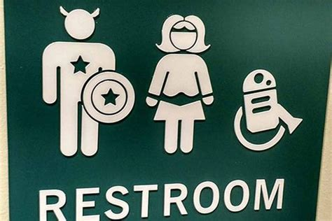 Rude Bathroom Signs by These 8 And Wonderful International Toilet Signs Are