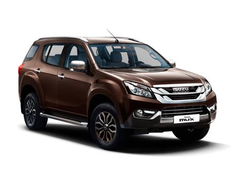 Isuzu Mux Photo by Isuzu Mu X Photos Interior Exterior Car Images Cartrade