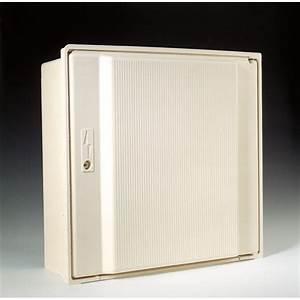 Coffret Electrique Exterieur Etanche : porte de coffret paninter electrique s15 beige edf changer votre porte ~ Dode.kayakingforconservation.com Idées de Décoration