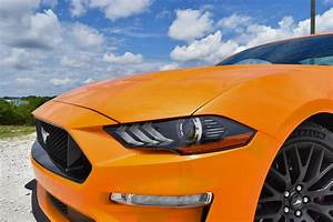 2018 Ford Mustang GT 5.0 6MT Performance Pack Orange 38
