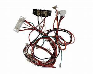 Frigidaire Glet1142cs0 Main Lcd Wiring Harness Genuine Oem