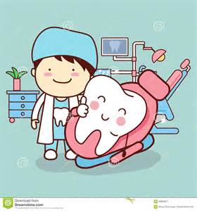 Dental Tooth Cartoon