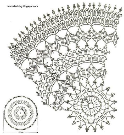 doily patterns crochet art crochet doily free crochet pattern