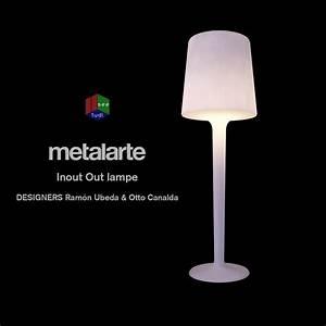 Metalarte inout out lamp free 3d model max cgtradercom for Inout floor lamp metalarte
