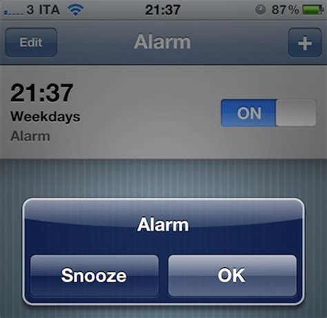 where is alarm on iphone iphone alarm still not working try a reboot or reset