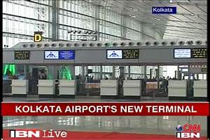 Kolkata airport's new terminal hailed as symbol of change ...