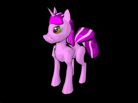 My Little Pony 3d