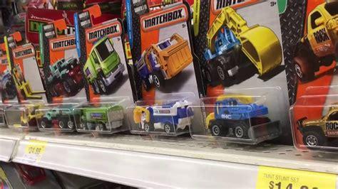 Toy Hunt For Matchbox Cars 2016 Walmart Toy Hunt Hot