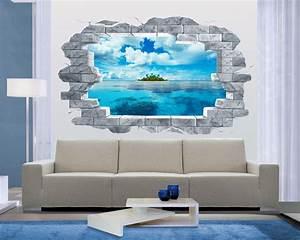 Trompe l'oeil e decorazione d'interni per pareti davvero