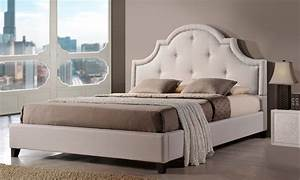 Upholstered, Bed, U0026, Arch, Headboard