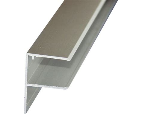 profil 233 en u aluminium 16 mm languette transversale 3000 mm acheter sur hornbach ch