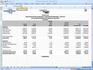 income statement template excel free download With financial reporting templates in excel