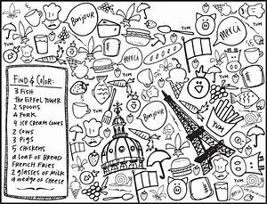 Coloring Pages For Restaurants: Coloring pages xo lp.