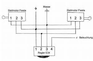 Lichtschalter Schaltplan E30 : fiesta lwr stellmotoren mit e34 regler elektrik e30 ~ Haus.voiturepedia.club Haus und Dekorationen