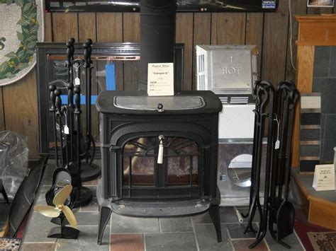 Fireplace Village Wood Stove Vermont Castings From