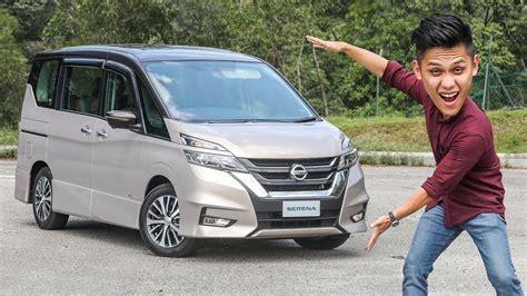 Harga kredit nissan serena new, paket dp & angsuran lengkap informasi mengenai promo tdp ringan dengan pilihan cicilan tenor 1 sampai 5. FIRST LOOK: 2018 Nissan Serena S-Hybrid in Malaysia ...
