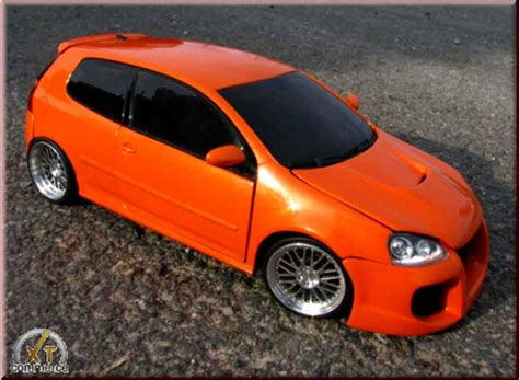 orange volkswagen gti volkswagen golf v gti tuning wheels alu 18 inches kit body