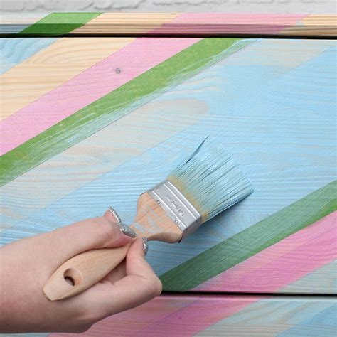 how to wash colors how to create chevron drawers with rust oleum colour wash