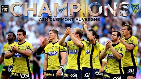 Clermont put chokers tag to bed - france | Rugby365