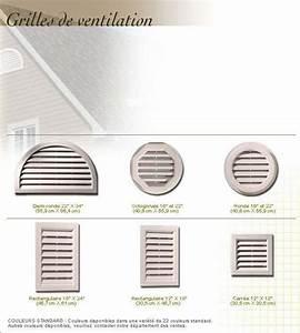 Grille De Ventilation Fenetre : preview ~ Dailycaller-alerts.com Idées de Décoration
