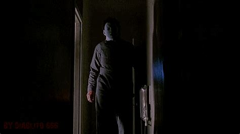 Halloween Michael Myers Gif michael myers gif find amp share on giphy