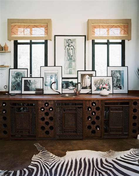 wooden sideboard table photos design ideas remodel and decor lonny
