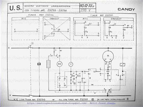washing machine wiring diagram and schematics free wiring diagram