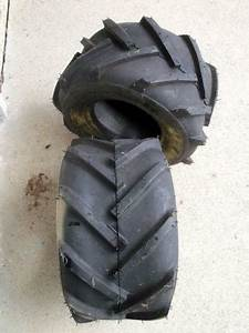 Lawn Mower Bar Tires