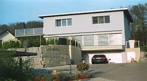 Einfamilienhaus Hanglage Planen : panda generalbau gmbh einfamilienhaus 07 hanglage ~ Lizthompson.info Haus und Dekorationen