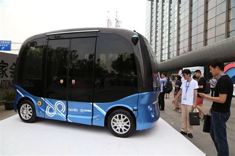 baidu test drives autonomous taxis in central china caixin global